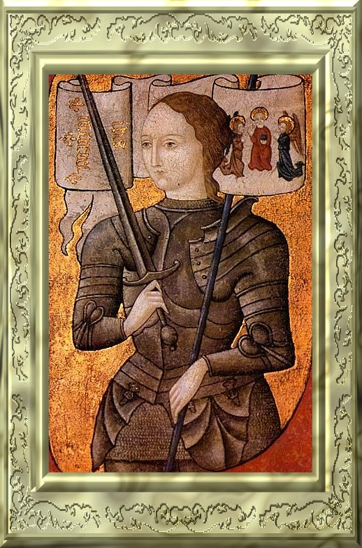Joan Of Arc Jeanne D Arc